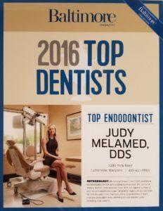 endodontist baltimore