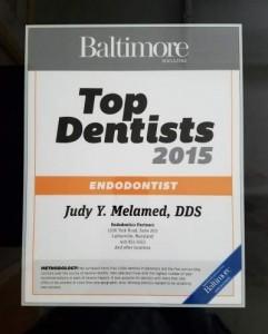Top Endodontist 2015