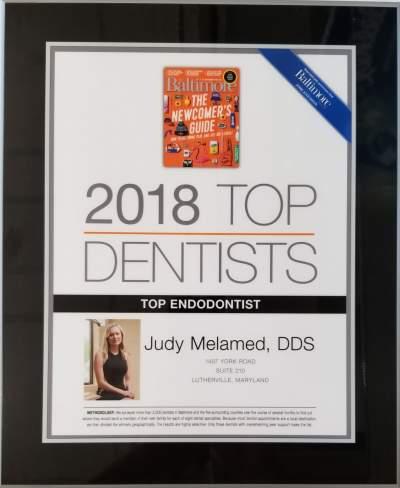 best endodontist 2018